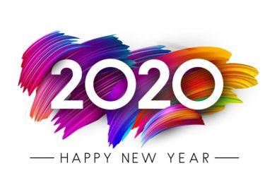 2020 සුභ නව වසරක් වේවා!